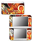 Omega Ruby Alpha Sapphire Primal Groudon Video Game Vinyl Decal Skin Sticker Cover for Original Nintendo 3DS XL System
