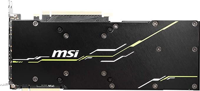 MSI GeForce RTX 2080 Ti VENTUS 11G OC - Tarjeta gráfica Enthusiast (PCI-E 3.0, Nvidia G-Sync, 11 GB GDDR6, 352-bit, 7000 Mhz Memory Clock Speed, MSI Afterburner): Msi: Amazon.es: Informática