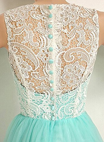 BHZ15 Dress Dresses Short Women's Lace Dchampagne Homecoming Chiffon BessWedding Evening Prom Sz8Iy