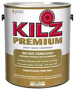 Amazon Com Kilz Premium High Hide Stain Blocking Interior