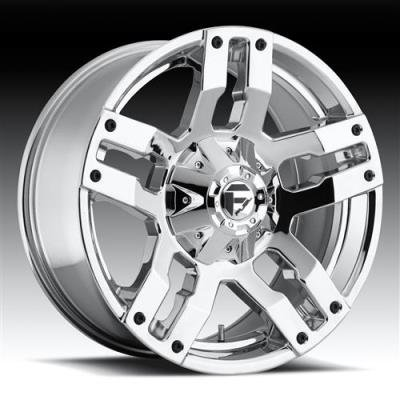 Fuel-Offroad-D528-Pump-20x10-8x1651-24mm-PVD-Chrome-Wheel-Rim
