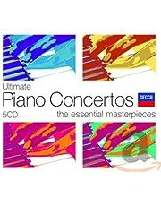 Ultimate Piano Concertos: The Essential Masterpieces