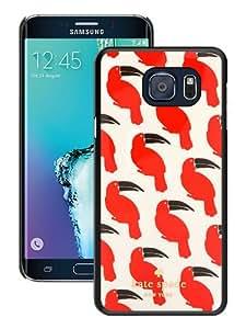DIY Hot Sale Samsung Galaxy Note 5 Edge Case,Kate Spade 269 Black New Design Samsung Galaxy Note 5 Edge Phone Case
