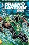 Green lantern saga 14 par Guedes