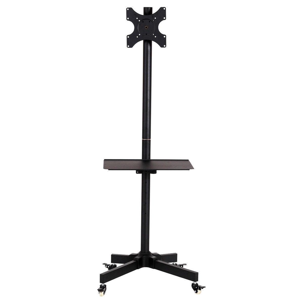Strong Steel tube & cold rolled steel sheet TV Stand With Ebook