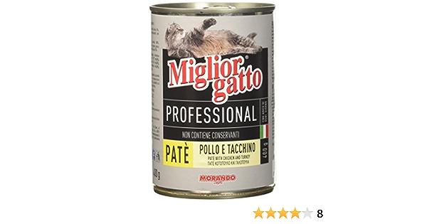 Miglior gatto - Pate Pollo/Tacc. Gr 400