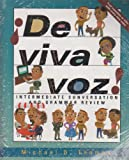 De Viva Voz! : Intermediate Conversation and Grammar Review, Thomas, Michael D., 0072437391