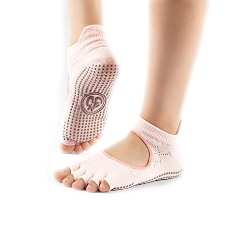 Calcetines de yoga Five Fingers Summer Professional Yoga ...