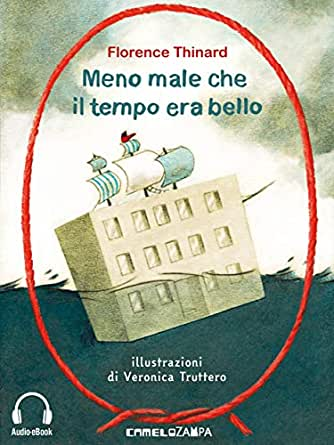 Meno male che il tempo era bello (Audio-eBook) (Italian Edition ...