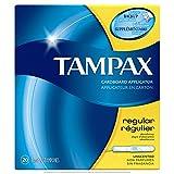Tampax Regular Flushable 20 ct