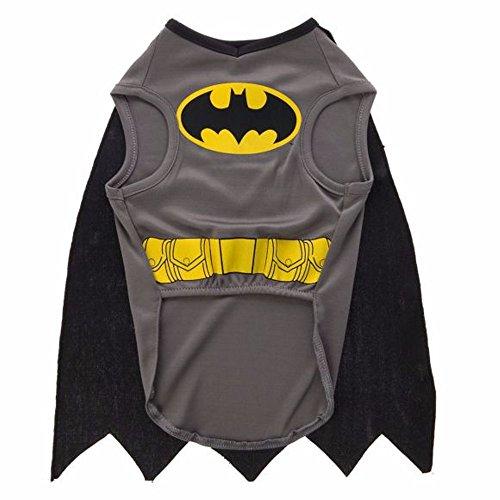 Batman Dog Pet Costumes (DC Comics Halloween Batman Dog Costume - medium)
