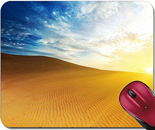Liili Mousepad Sandy desert at sunrise time Vietnam Mui ne Photo - Mui Logo Mui