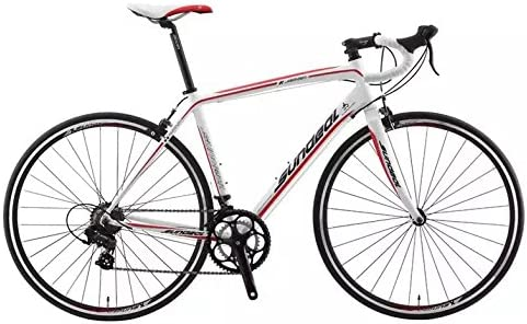 Sundeal 50cm R7 700c Road Bike 6061 Alloy Frame Shimano 2 x 7s MSRP 499 New