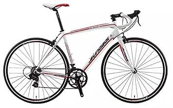 Sundeal 50cm R7 700c Road Bike 6061 Alloy Frame Shimano 2 x 7s MSRP 499 New