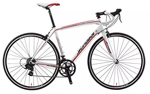 50 cm sundeal r7 700 Cロードバイク6061合金フレームShimano 2 X 7s MSRP $ 499新しい B01MYEJED6