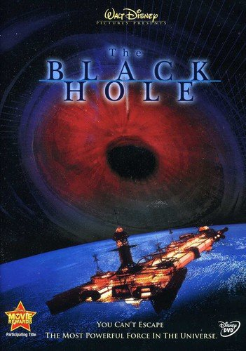 The Black Hole - Vhs Black