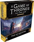 Fantasy Flight Games AGOT LCG 2ND Ed: Fury of The Storm Delux, Multicolor