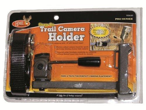 HME Products Strap-On Trail Camera Holder, Olive [並行輸入品] B06XFGSZBG