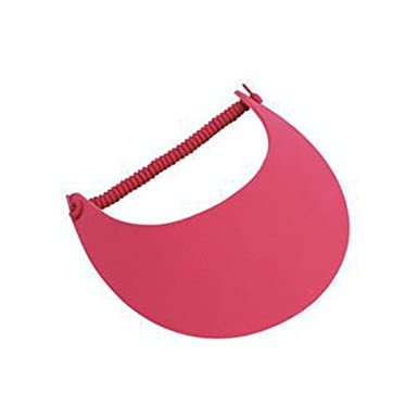 Product of Ottocap Foam Sun Visor -Cherry Red  Wholesale Price on Bulk  f9419b87af2