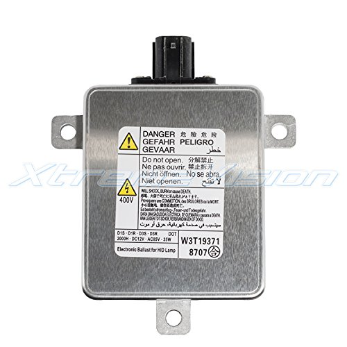 XtremeVision MITSUBISHI W3T19371 Factory OE HID Xenon Replacement Ballast - D1S/D1R (Single - 1 PCS) - 2 Year Warranty