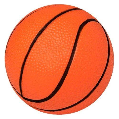 Basketball Stress Ball - 2.5 Inch by ALPI International, Ltd.
