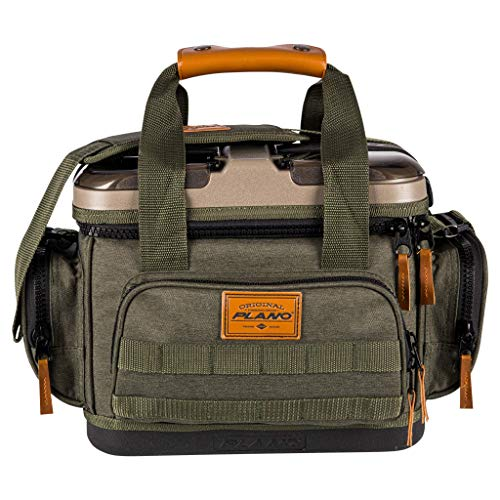 Plano A-Series 2.0 Quick-Top 3600 Tackle Bag, Includes 4 Tackle Storage Stows