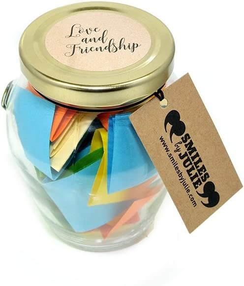 This one is a very unique gift idea for women over 40 that they are going to cherish forever. The Jar of Smiles includes a number of positive quotations that will help your loved one achieve her goals throughout the day and give her a sense of positivity. This gift will show her truly how much you care about her.