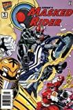img - for MASKED RIDER #1 (April 1996) book / textbook / text book