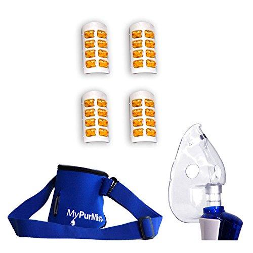 MyPurMist Accessories Kit - Adult - for Steam Inhaler