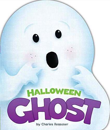 Halloween Ghost (Charles Reasoner Halloween Books) -