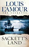 img - for Sackett's Land: A Novel book / textbook / text book