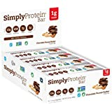 SimplyProtein Bar, Chocolate Peanut Butter, 16.9 oz, 12 Count