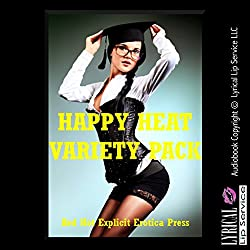 Happy Heat Variety Pack: Five Explicit Erotica Stories