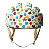 Baby Safety Helmet Adjustable Anti-collision Protective Hat for Walking Crawling Baby