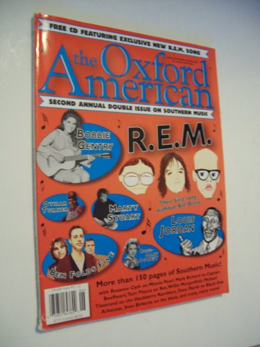 The Oxford American Magazine, Second Annual Double Issue, 1998