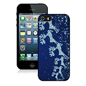 2014 Latest Snowflake Iphone 6 4.7 Protective Cover Case Christmas Deer iPhone 6 4.7 6 4.7 TPU Case 1 Black Kimberly Kurzendoerfer