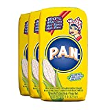 P.A.N. White Corn Meal – Pre-cooked Gluten Free