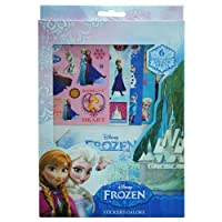 Disney Frozen Sticker Sheet & Sticker Album Set (Set of 2)