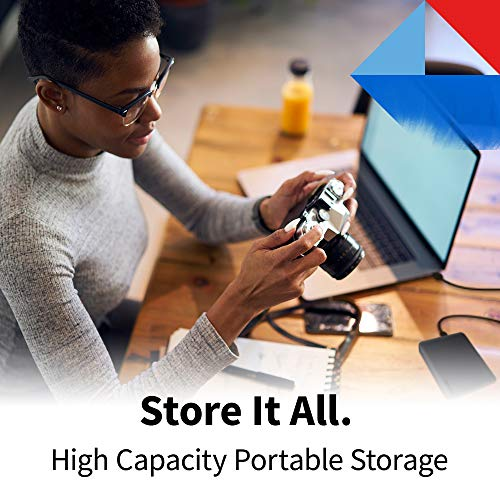 HD Externo Toshiba 1TB Canvio Advance BRANCO - HDTCA10XW3AA