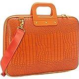 Bombata Gold Cocco Laptop Bag 15.6'' (Orange)
