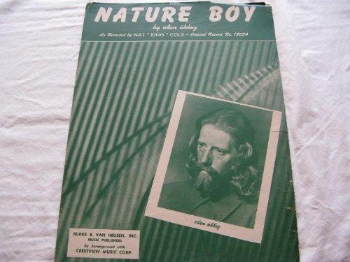 nature boy sheet music - 9