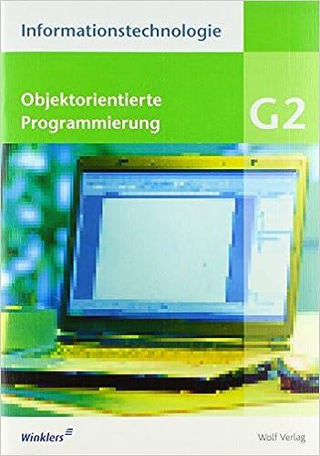 Informationstechnologie – Modul G2