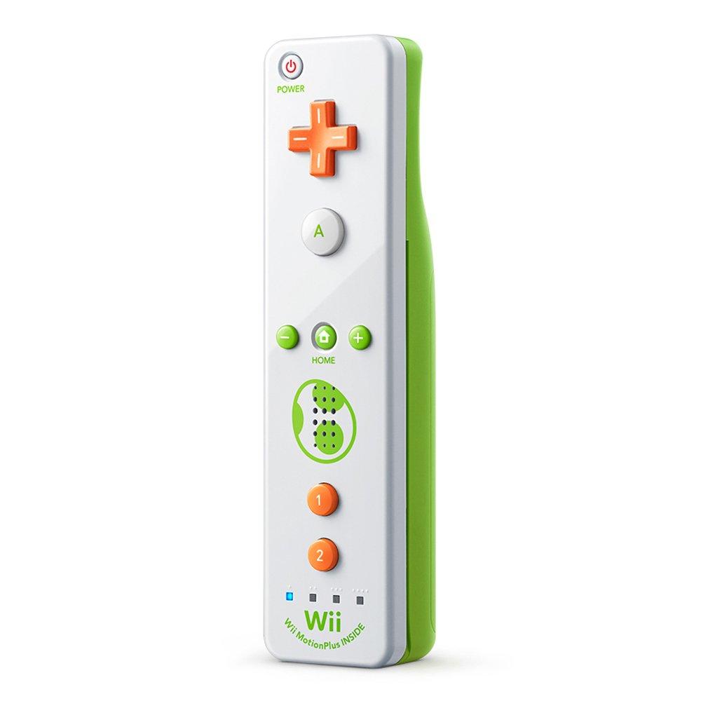 Nintendo Wii Remote Plus, Yoshi by Nintendo (Image #1)