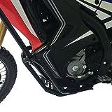 Inpreda Skid Plate + Engine Guard Frame
