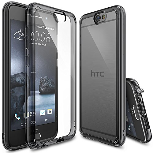 htc-one-a9-case-ringke-fusion-crystal-clear-pc-back-tpu-bumper-w-screen-protector-drop-protection-sh