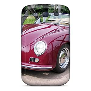 Ultra Slim Fit Hard Dana Lindsey Mendez Case Cover Specially Made For Galaxy S3- Porsche 356 Speedster