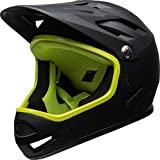 Bell Sanction Bike Helmet - Matte Black/Retina Sear Medium