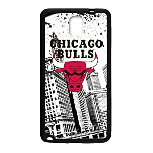 Chicago Bulls Cell Phone Case for Samsung Galaxy Note3
