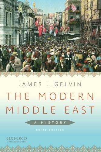 The Modern Middle East: A History (A Brief History Of The Middle East)