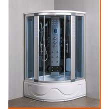 Steam shower. Steam & Ozone generator,Bluetooth . 8002-A